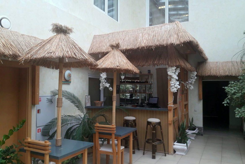 Зимний сад гостиницы «Евразия»